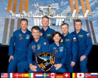 International Space Station Expedition 27 Official Crew Portrait